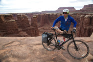 Suffering on the White Rim Trail Photo: Samuel Crossley