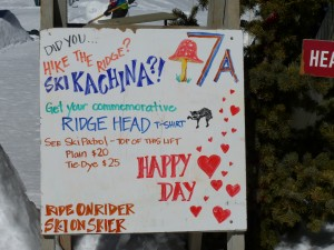 The vibe around Taos' new Kachina Peak lift is generally positive except for some locals who miss their hike-to stash.