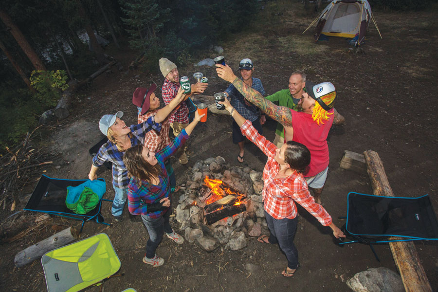 Steamboat's Big Agnes was toast above the rest when it came to Reader's Choice for best outdoor gear brand.