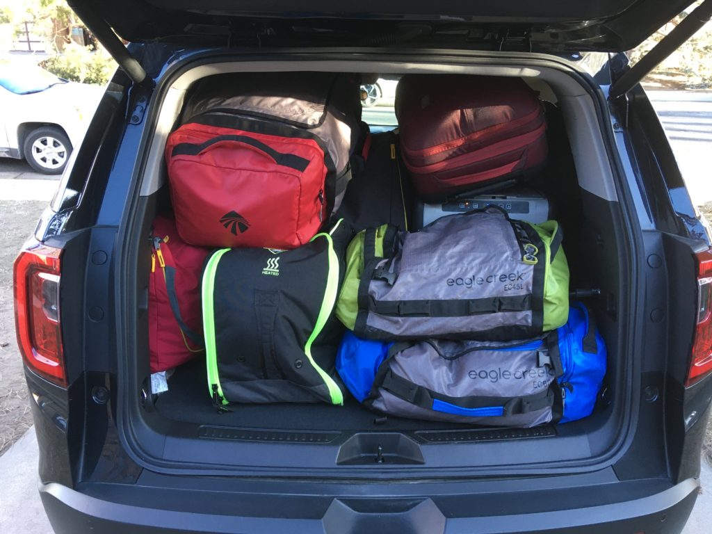 Road Trip 2020 Gmc Acadia At4 Review Elevation Outdoors Magazine